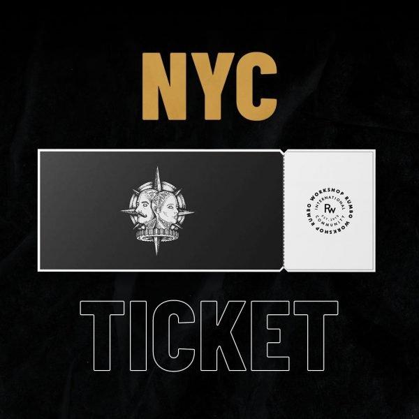 Rumbo tickets